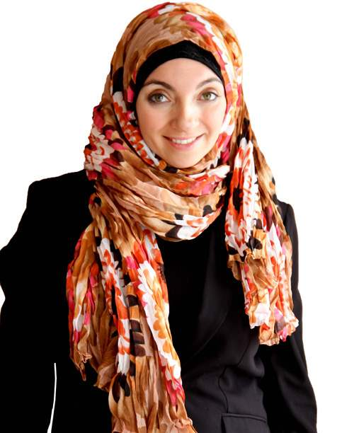 Jungle Jane Extra-wide Hijab