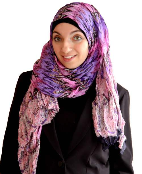Zulu Princess Extra-wide Hijab