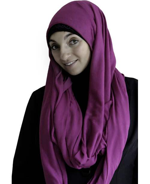 Infinity Scarf - Solid Infinity Hijab