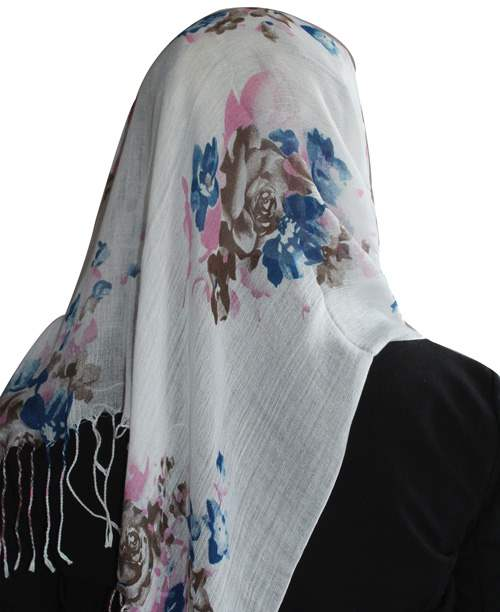 Bloom Linen Hijab