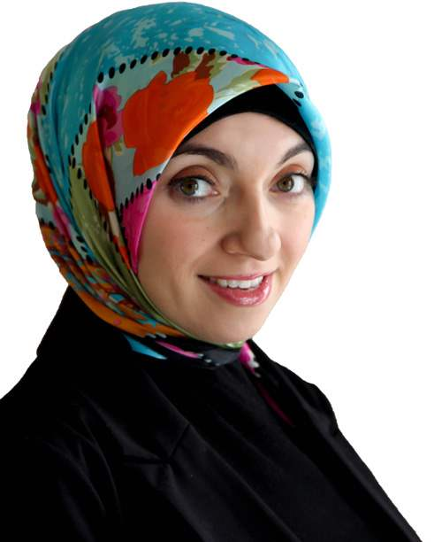 Tapestry Turkish Hijab